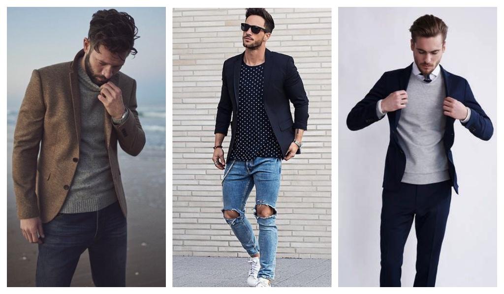consejos de moda para hombres blazer