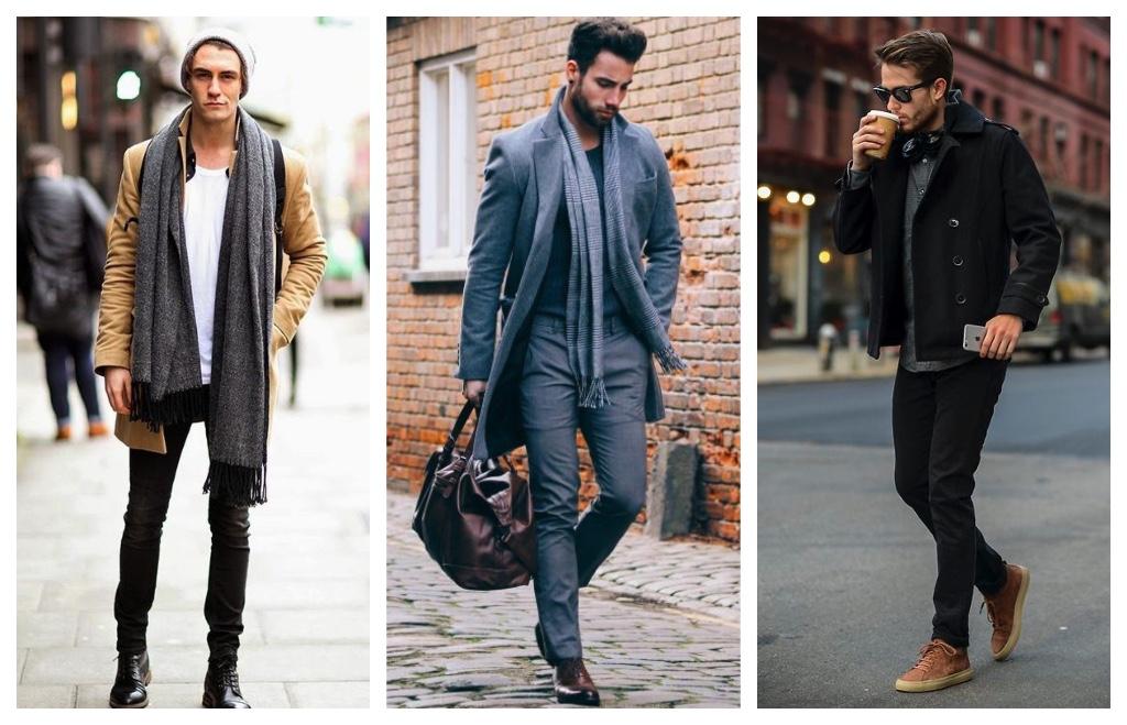 consejos de moda para hombres capas