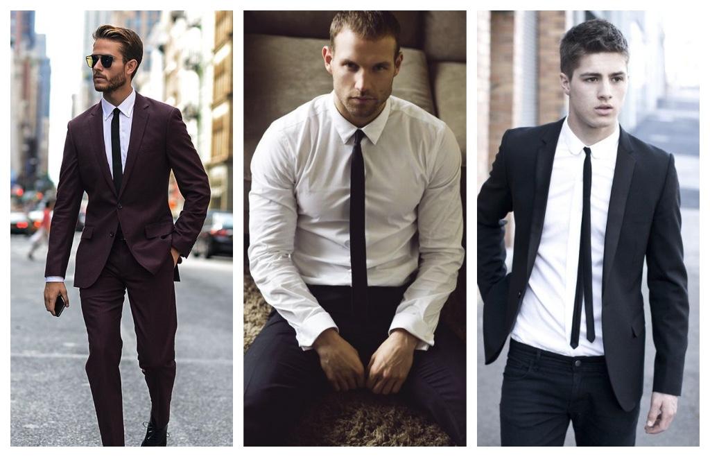 consejos de moda para hombres corbatas