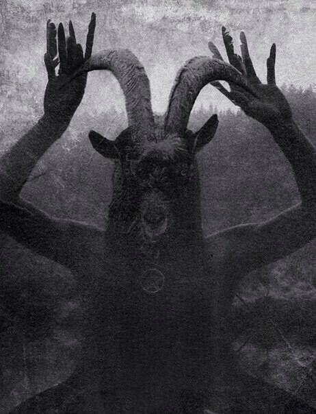 diablo iglesia de satan