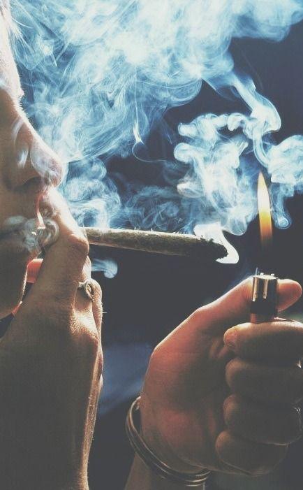 efectos de la marihuana humo