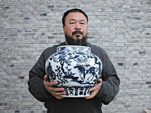 el artista Ai Weiwei