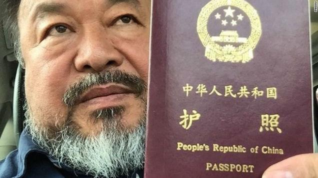 Ai Weiwei arte