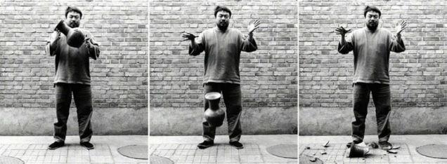 obras de Ai Weiwei
