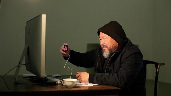 Ai Weiwei influencia