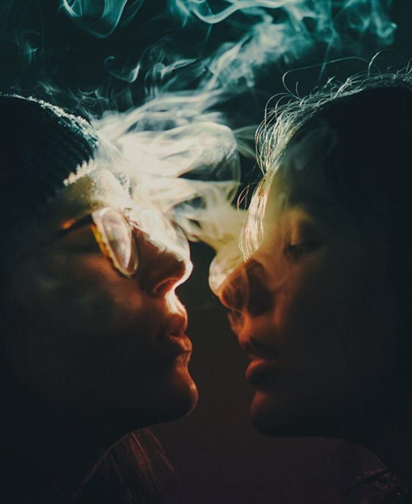 extranar a tu ex cigarro