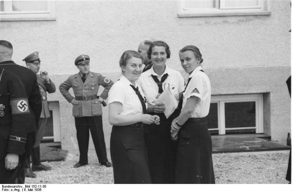 feminazis campos de concentracion