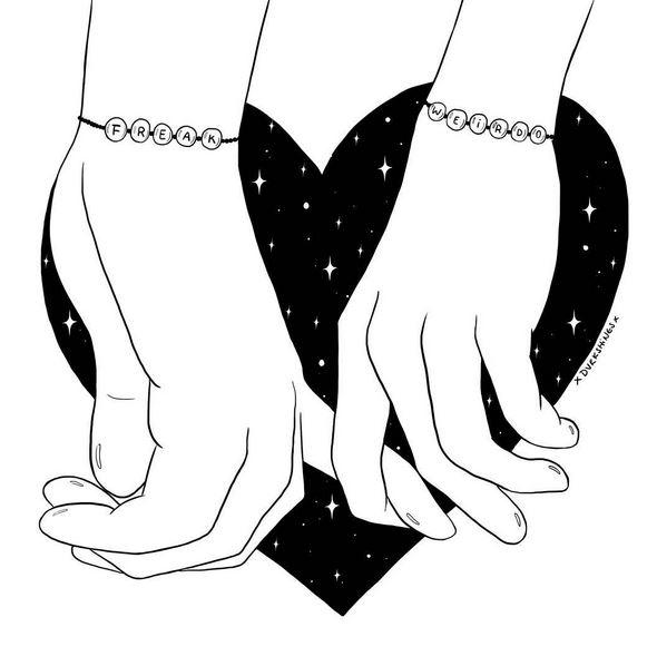 freak ilustraciones de amor