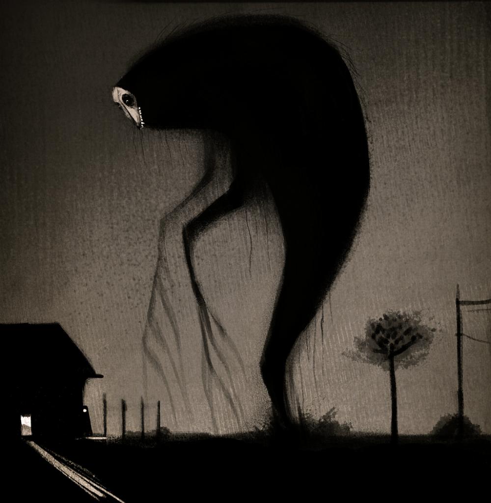 historia de el coco miedo
