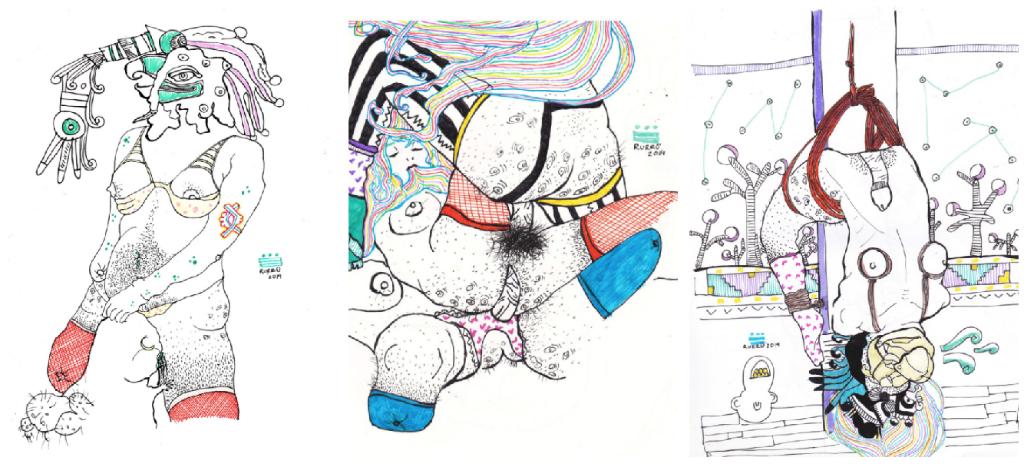 ilustraciones prehispanicas rurru