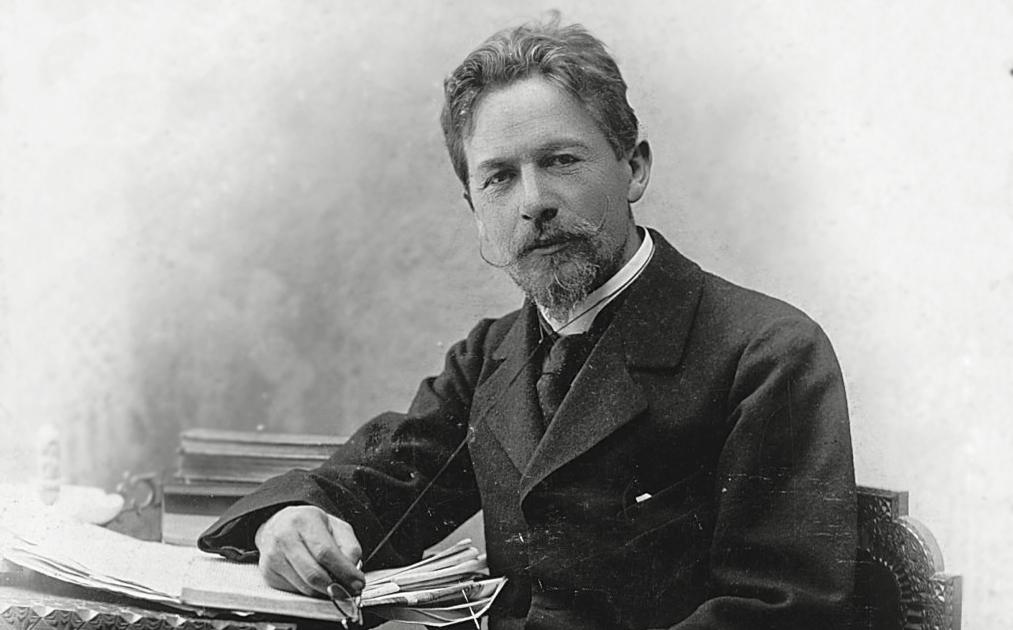 joseph stalin libros anton chekhov