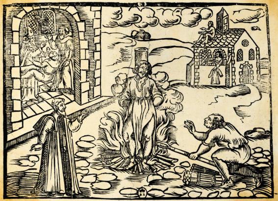 juicio de galileo galilei hoguera