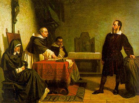 juicio de galileo galilei inquisicion