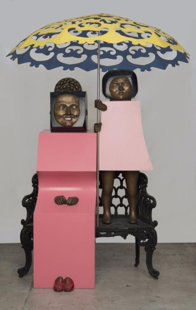 kennedy marisol artistas del pop art