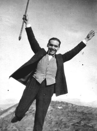 historia de Federico García Lorca y Salvador Dalí