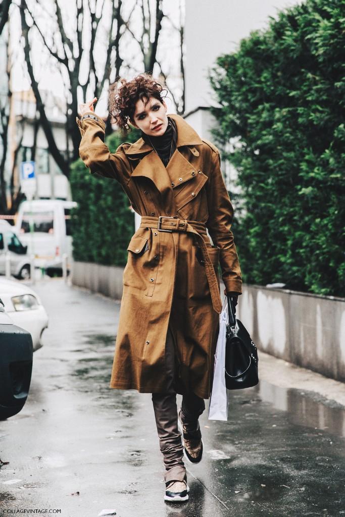 lograr que tu look no se vea barato abrigo