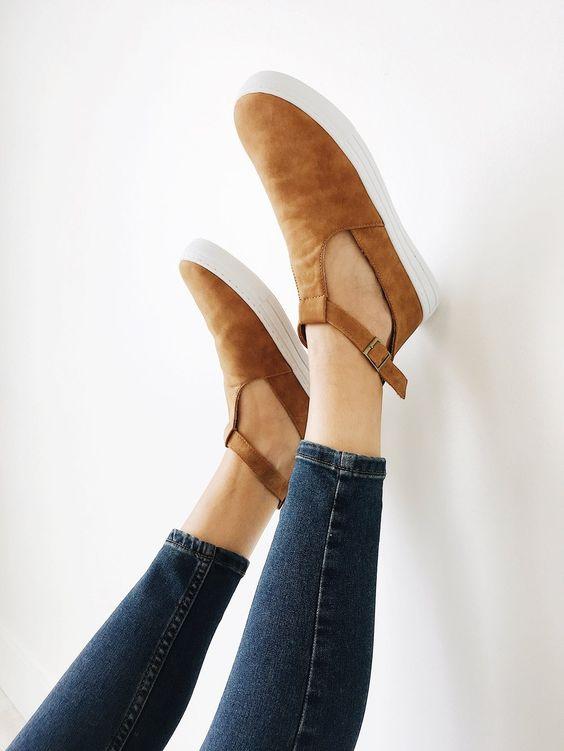 lograr que tu look no se vea barato zapatos