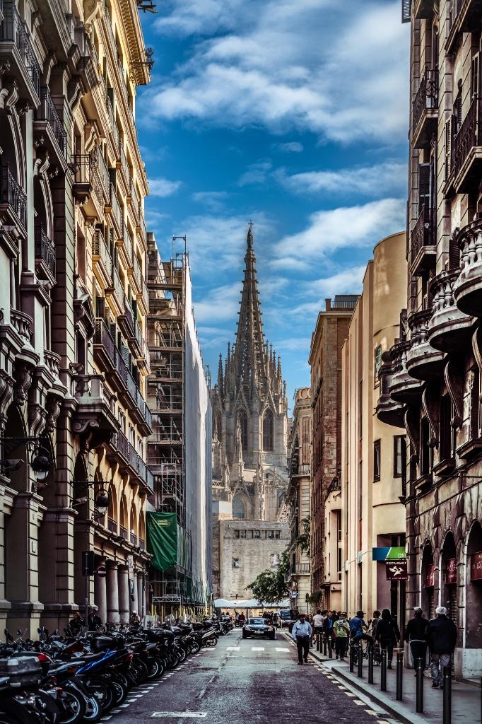 lugares para visitar en españa barcelona