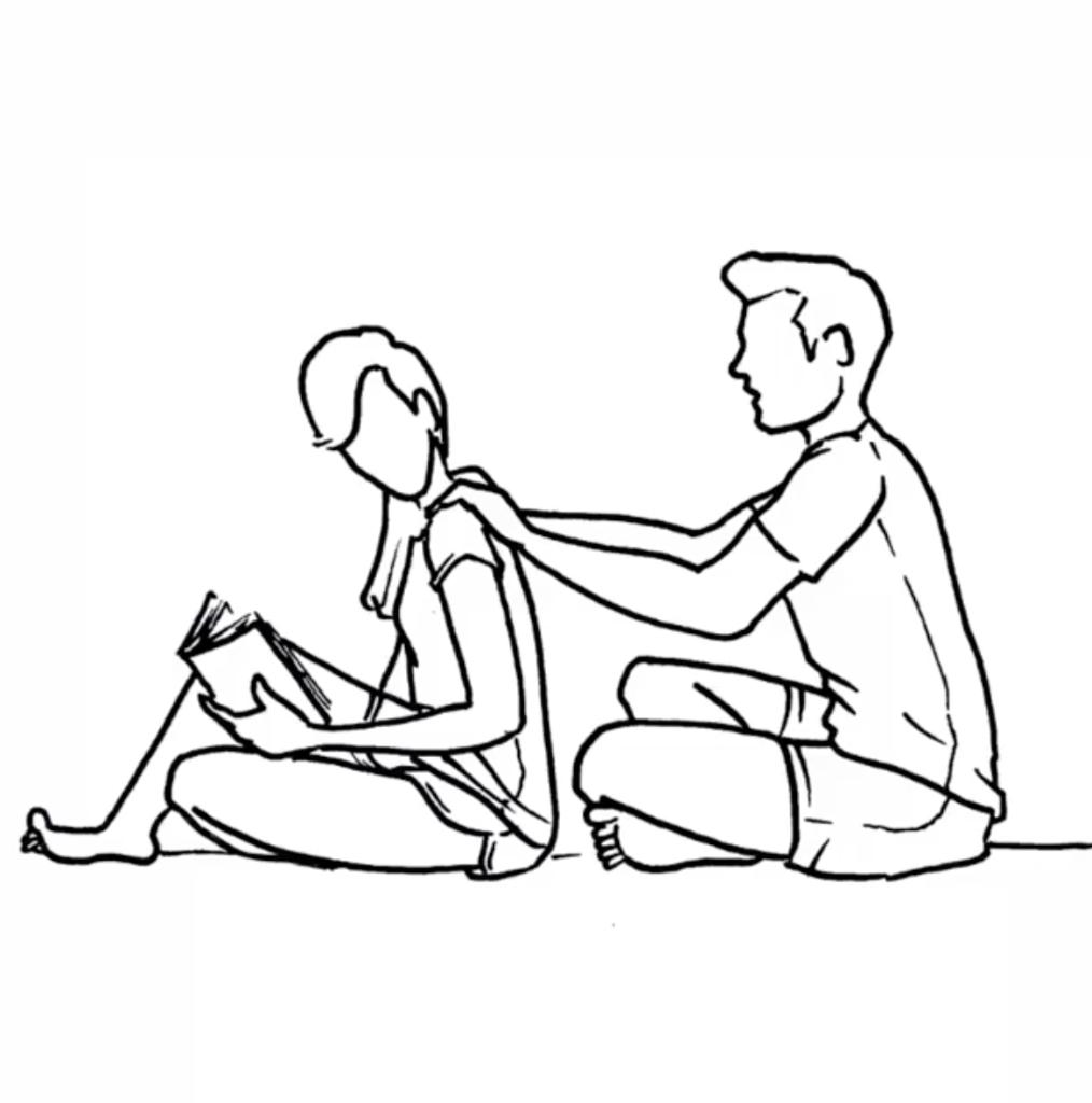 masaje como amar