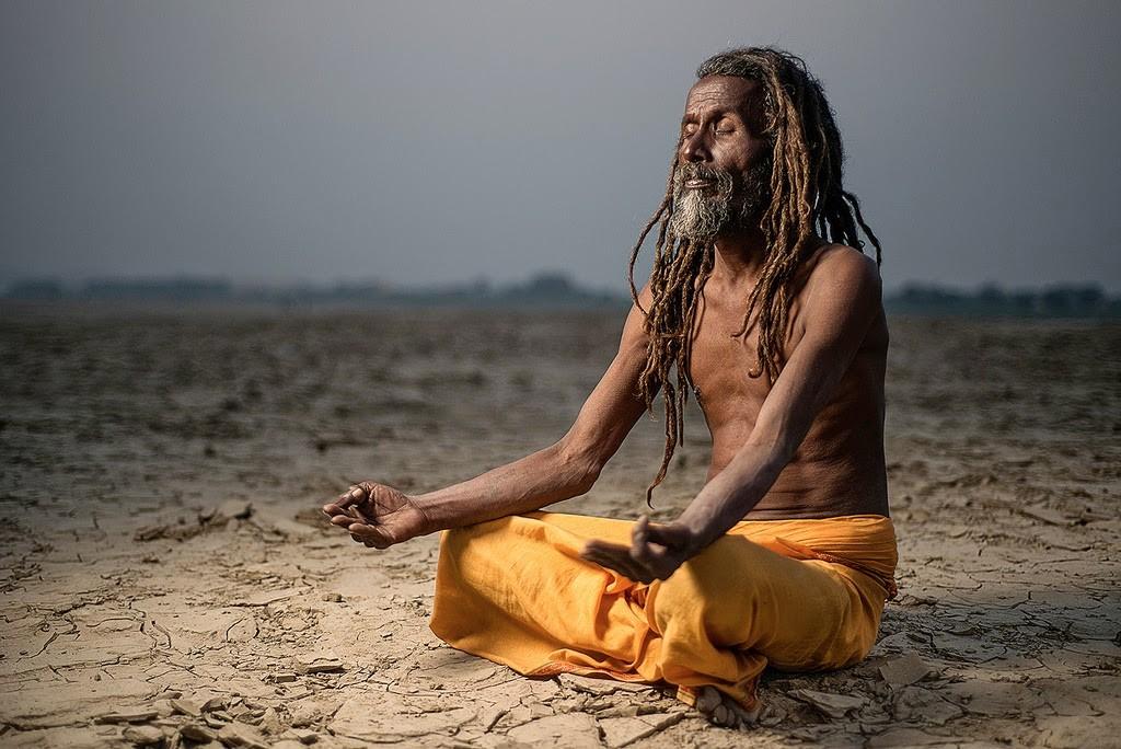 meditar sadhu