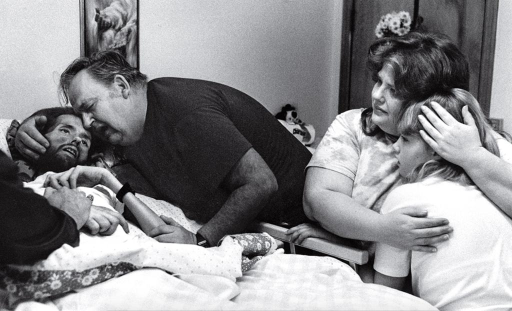 mejores fotografias de la historia aids