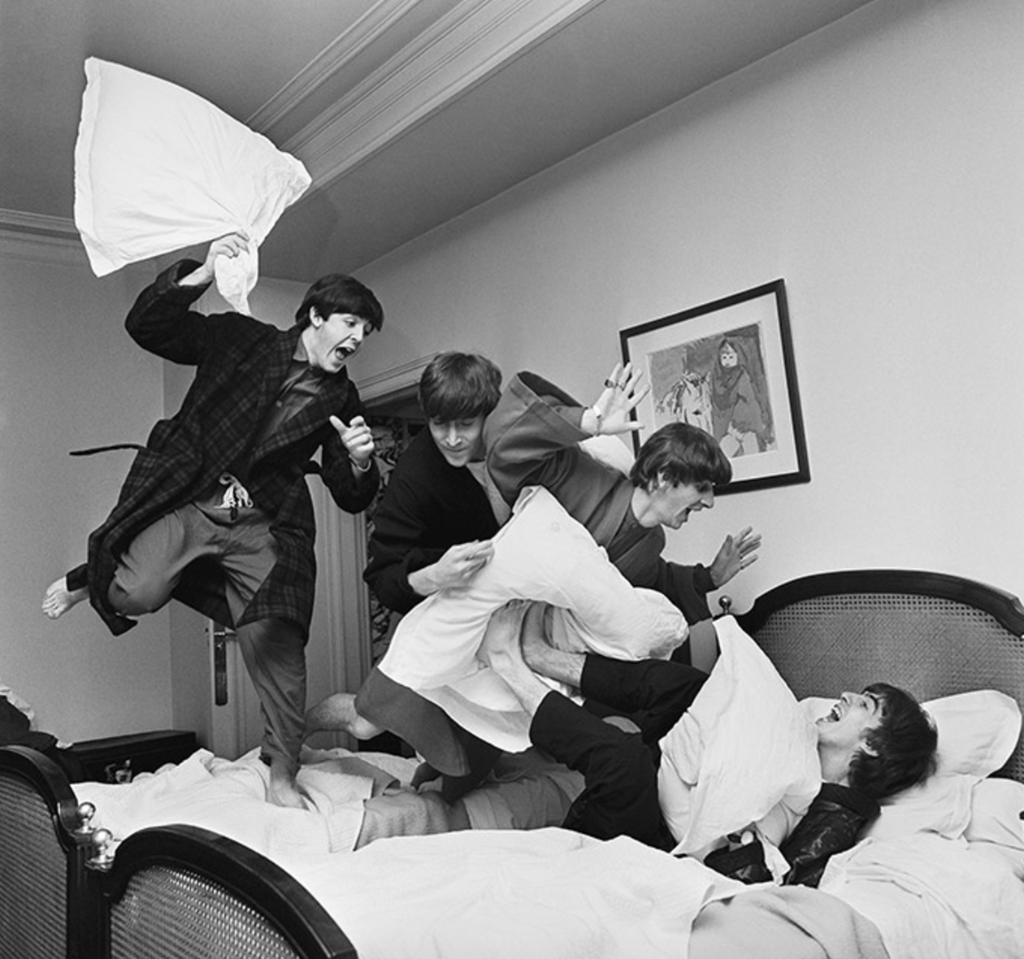 mejores fotografias de la historia beatles