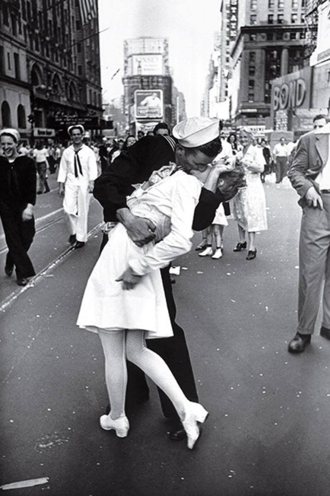 mejores fotografias de la historia beso