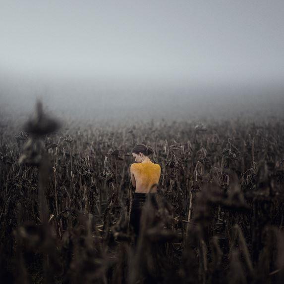 michal maíz estado psicologico de una mujer
