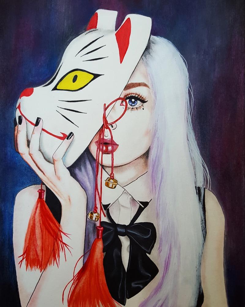 mujeres tristes conejo