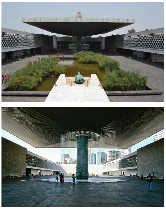 museo de la ciudad de mexico arquitectura museo antropologia