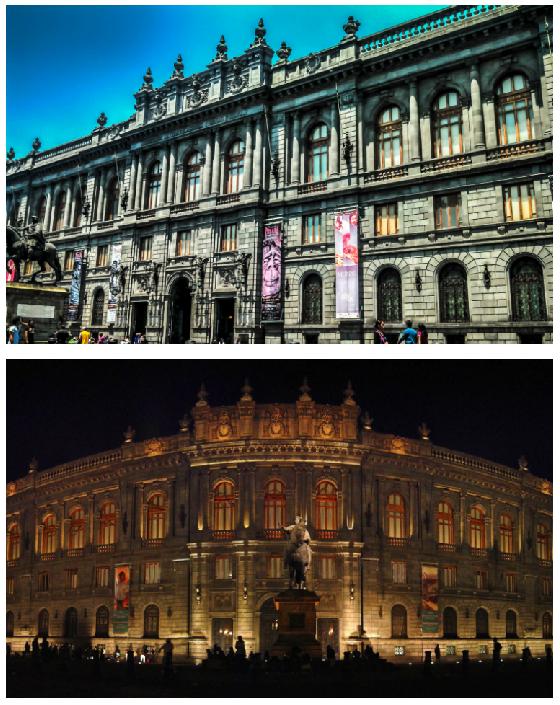 museo de la ciudad de mexico arquitectura museo nacional de arte