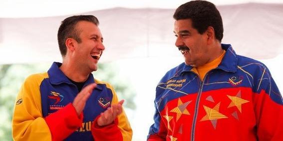 vicepresidente venezolano tareck el assami