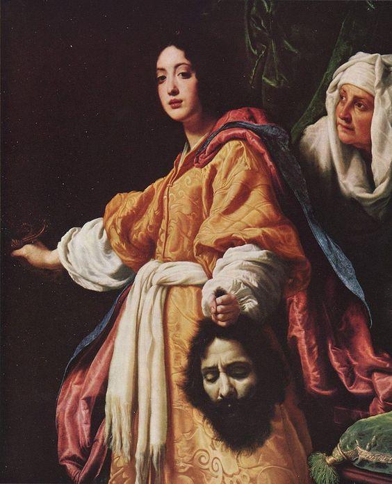 odio a las mujeres en pintura cristofano