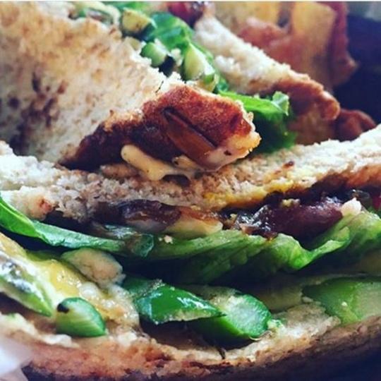 pan comido restaurantes vegetarianos comida