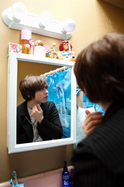 personas con ningun genero espejo