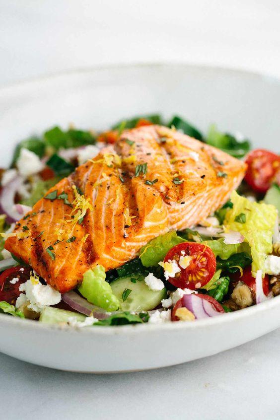 pescado alimentos que mejoran el animo