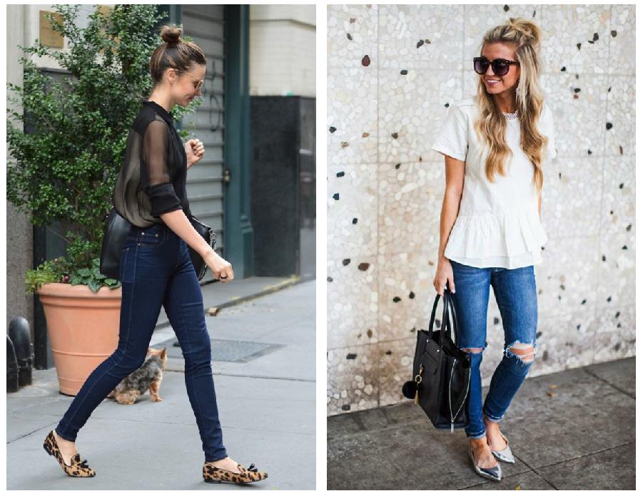 prendas basicas skinny jeans