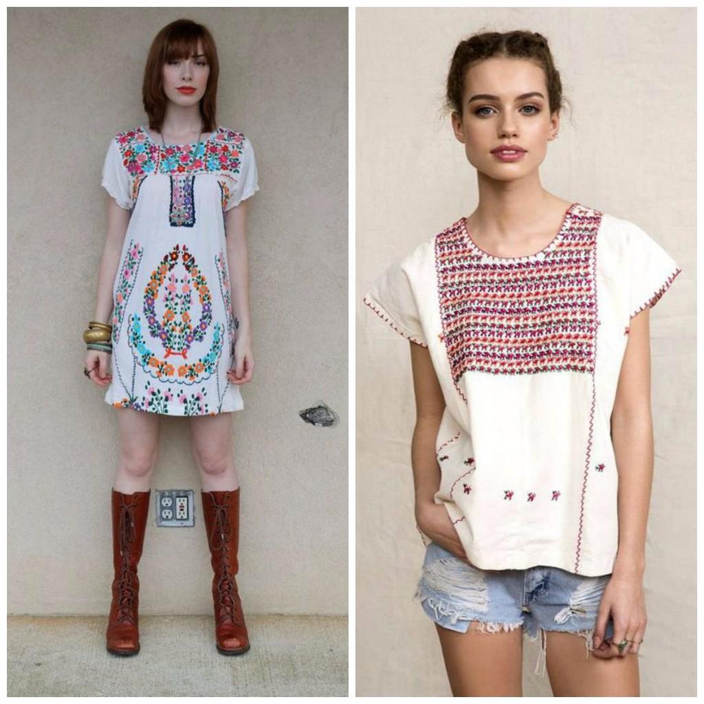 prendas que todas las mujeres critican blusa artesanal