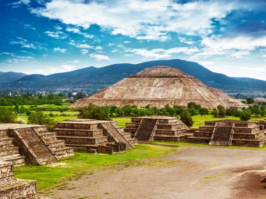 pueblos magicos estado de mexico Teotihuacan