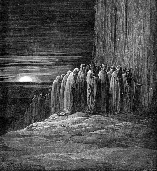 purgatorio sucesos sobrenaturales