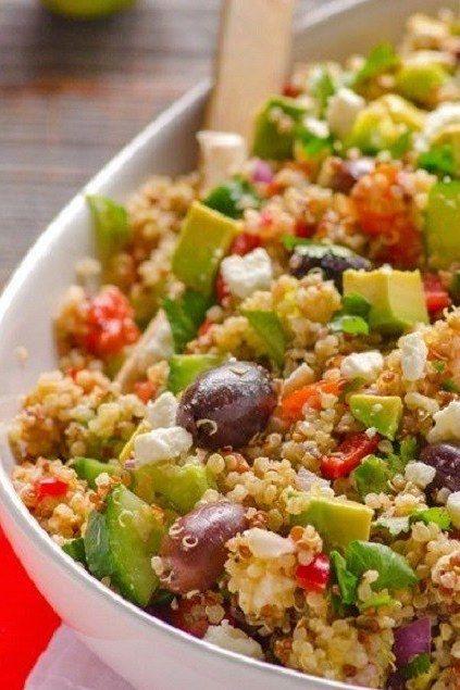 quinoa alimentos que mejoran el animo