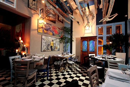 restaurante treinta y ocho