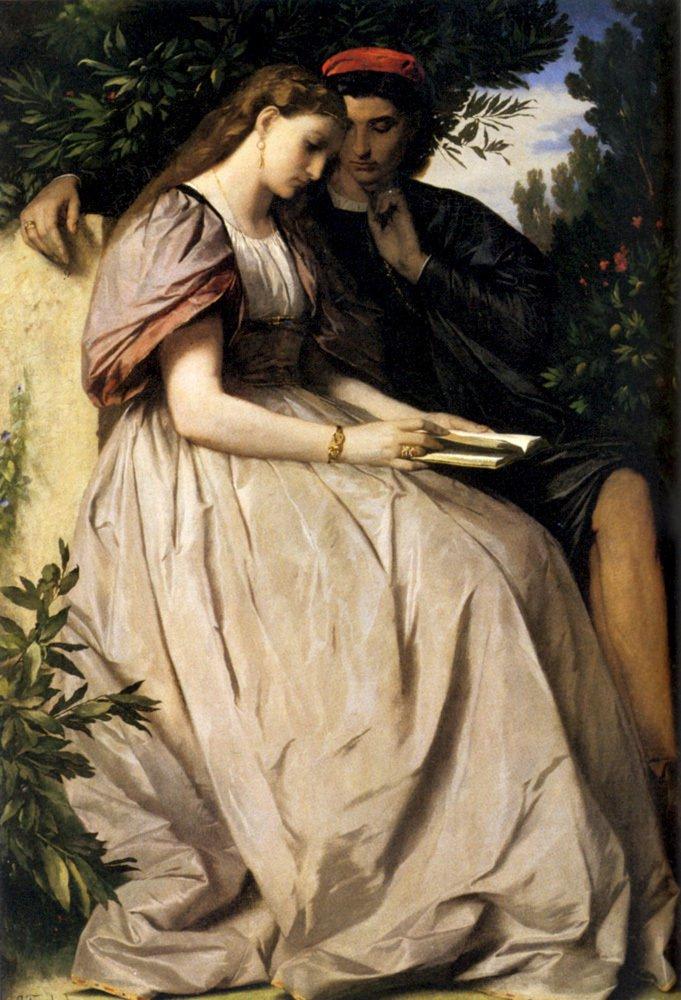 romantic paintings Feuerbach