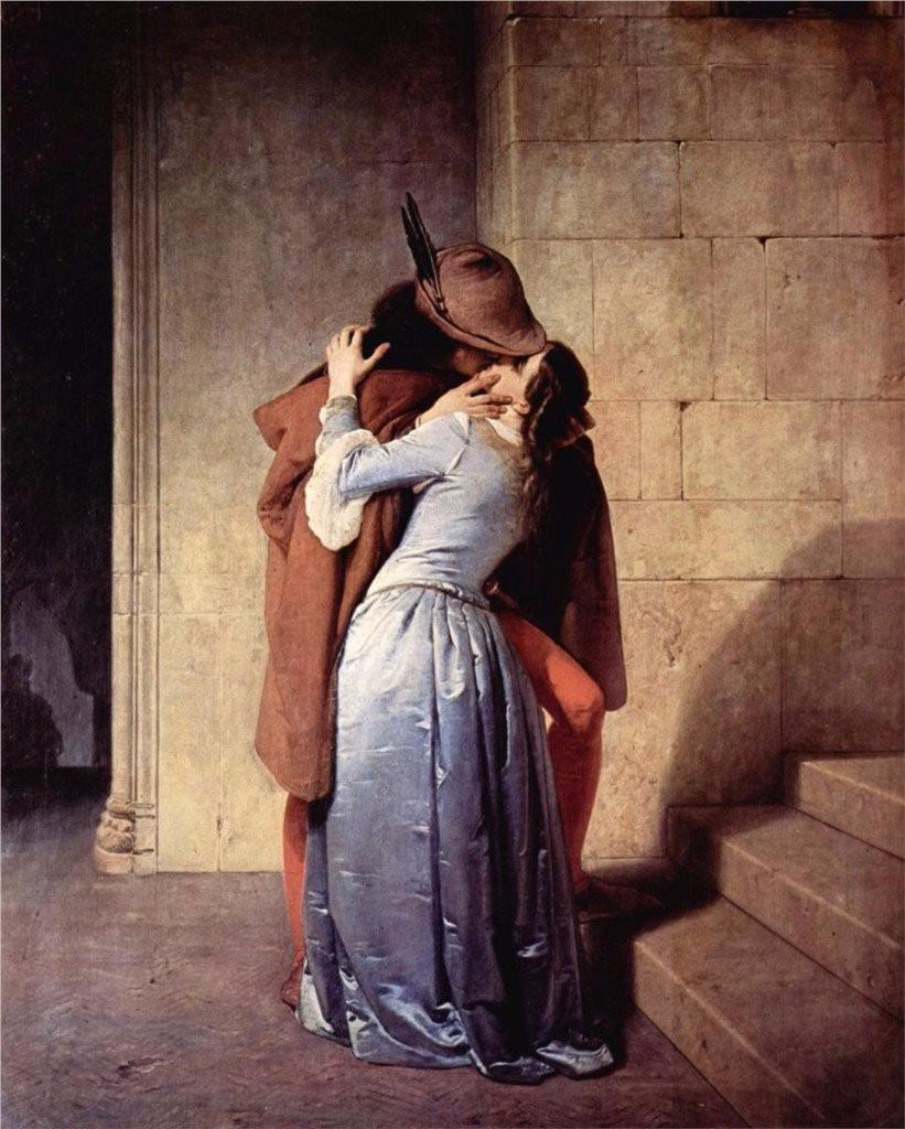 romantic paintings hayez
