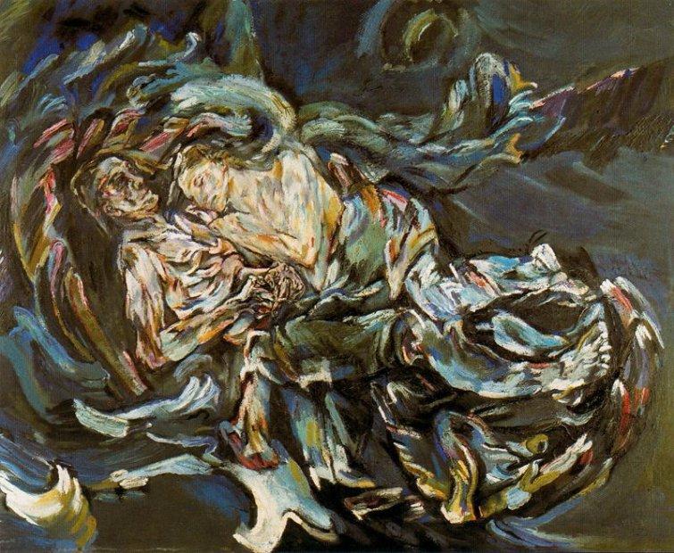 romantic paintings kokoschka