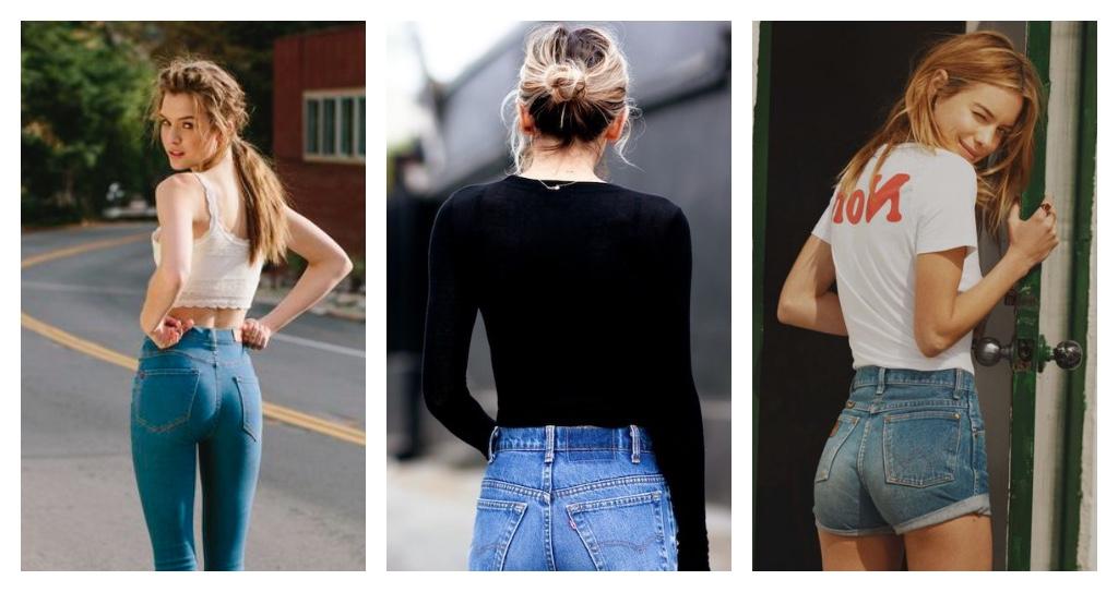 ropa para chicas bajitas cintura