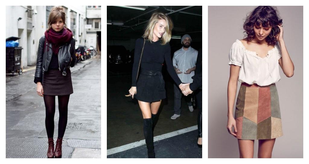 ropa para chicas bajitas minifaldas