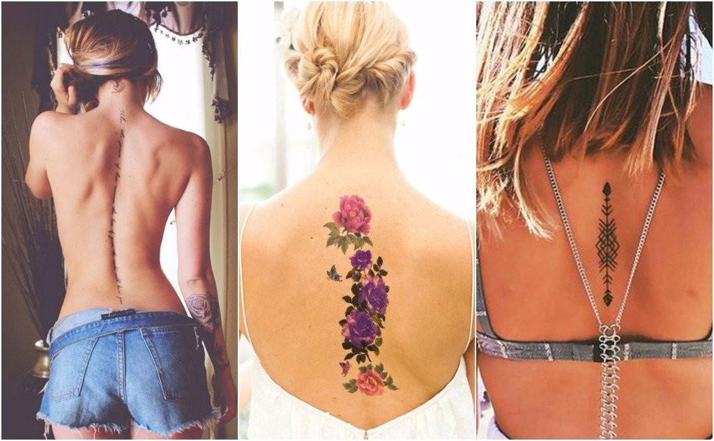 runway model tattoos back