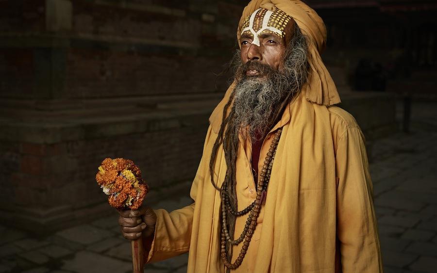 santo sadhu