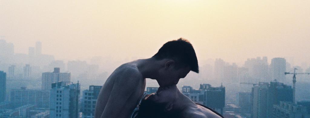 Ese beso es tan intenso y duradero que todavía no termina